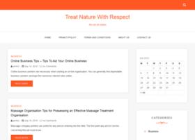 treatnaturewithrespect.com