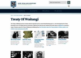 treatyofwaitangi.govt.nz