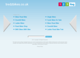 tredzbikes.co.uk