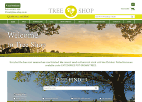 tree-shop.co.uk