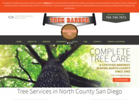 Treebarberinc.com