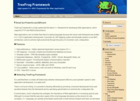 treefrogframework.org