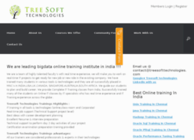 treesofttechnologies.com