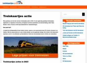 treinkaartjes-actie.nl