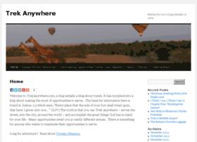 trekanywhere.com