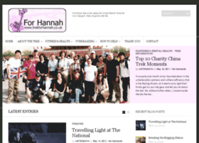 trekforhannah.co.uk