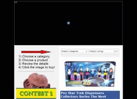 trekkiestore.com