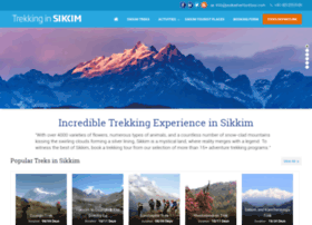 trekkinginsikkim.com