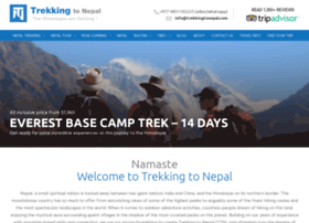 trekkingtonepal.com