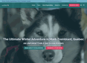 tremblantdogsledding.com