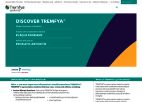 tremfya.com