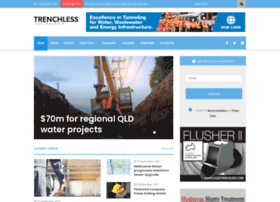 trenchless-australasia.com