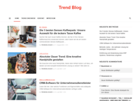 trend-blogger.de