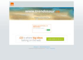 trendosaur.co