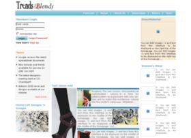 trendsandblends.com