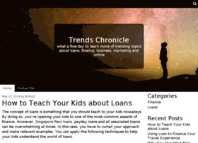 trendschronicle.com