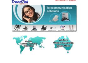 trendtek.com.au