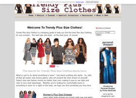 trendy-plus-size-clothes.com