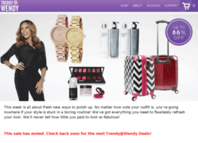 trendy.wendyshow.com
