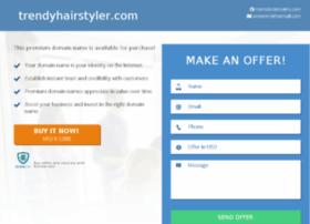 trendyhairstyler.com
