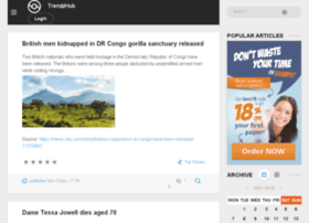 trendzhub.org