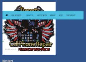 trenetycellphonerepair.com