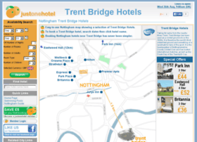trentbridgehotels.com