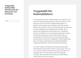 treppenlift-treppenaufzug.de