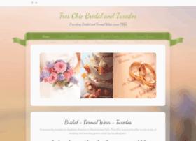 tres-chic-bridal.com