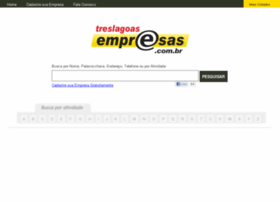 treslagoasempresas.com.br