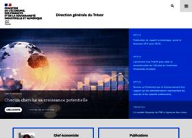 tresor.economie.gouv.fr