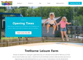 trethorneleisure.com