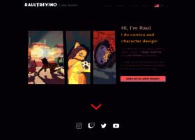 trevinoart.com