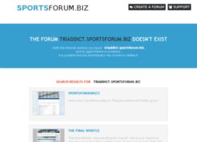 triaddict.sportsforum.biz