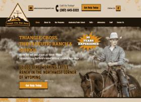 trianglecrossranch.com