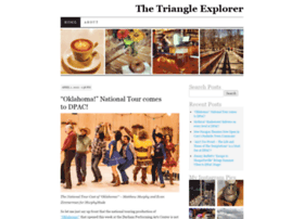 triangleexplorer.com