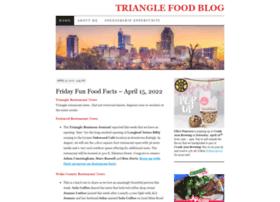 trianglefoodblog.com