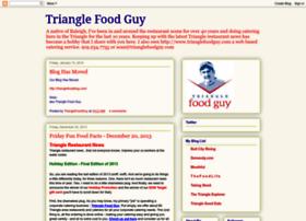 trianglefoodguy.blogspot.com