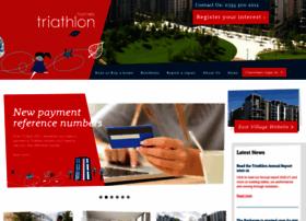triathlonhomes.com