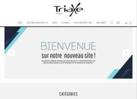 triaxe-store.com