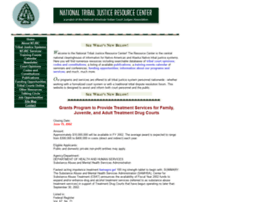 tribalresourcecenter.org