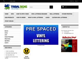 tribalsigns.co.uk