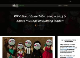 tribe.offbeatbride.com