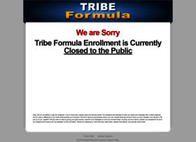 tribeformula.com