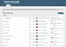 tribemagazine.com