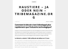 tribemagazine.org
