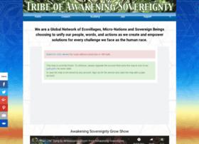 tribeofawakeningsovereignty.com