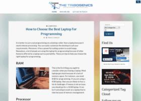tribogenics.com