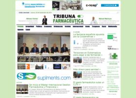 tribunafarmaceutica.com