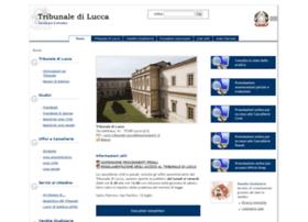 tribunalelucca.net
